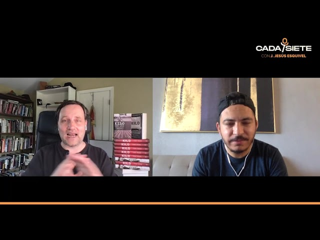 Cómo llega 1Kg de Cocaina de Colombia a EEUU. Entrevista con Toby Muse.