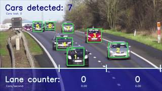 Using IBM PowerAI Vision to count cars with Object Detection [소개영상]