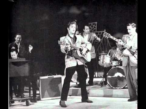 Blue Moon Of Kentucky - Elvis Presley.wmv