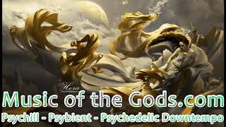 Psychedelic Chill Music Mix - Sacred Bass Music - Psybient - Psychill