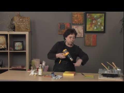 In the Encaustic Studio Advanced Mixed Media Techniques Details