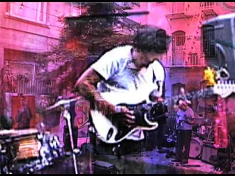 Tommy Guerrero Plays in the Tenderloin National Forest in San Francisco 2009.