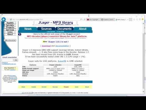 자바(JAVA) 리듬게임 만들기 강좌 3강 - 시작 화면에 음악 삽입하기 (How To Make Java Rhythm Game #3)