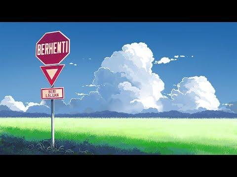 Photoshop Painting Makoto Shinkai Style Background Art