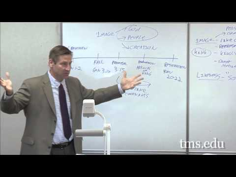 "Theology III Lecture 02 ""The Doctrine of Man in Genesis 1-11"""