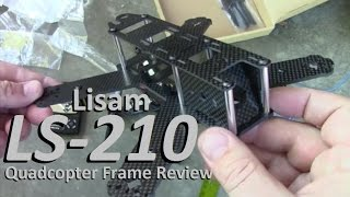 Lisam LS-210 Frame Review from Banggood