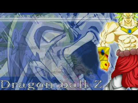 Dbz Broly The Legendary Super Saiyan soundtrack-Boys lie girls steal