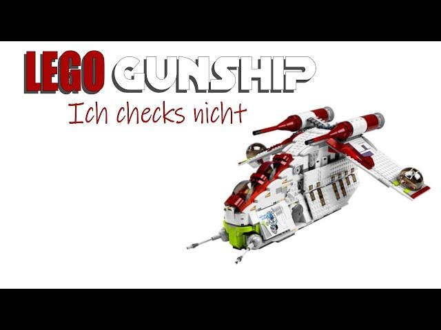 Ich checks nicht: LEGO und das verhalten bei Gun Ships