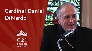 "Cardinal Daniel DiNardo ""I Call You Friends"""