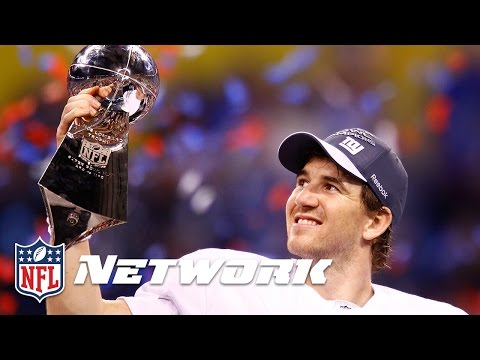 #10 Eli Manning in Super Bowl XLII | NFL Now | Top 10 Super Bowl Performances
