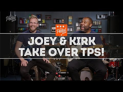Joey Landreth & Kirk Fletcher Take Over TPS! – That Pedal Show