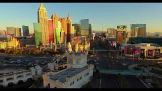 Las Vegas Strip Feb 2019 (Autel Evo)