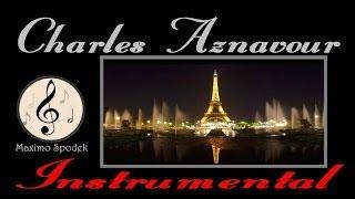 THE BEST ROMANTIC SONGS OF CHARLES AZNAVOUR, INSTRUMENTAL