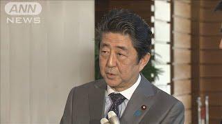 夕食会巡る総理の説明を非難 野党は国会で追及へ(19/11/18)