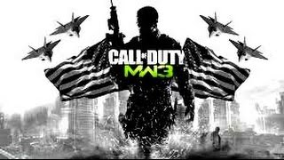 Call Of Duty Modern Warfare 3 GT-210 HD