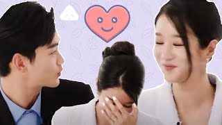 Seo Yeji and Kim Soo-Hyun More Then Friends Moments