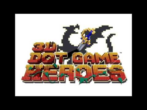 3D Dot Game Heroes - Go to the Wilderness (Crossing the Wasteland) [Extended]