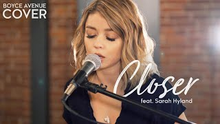 Video Closer - The Chainsmokers ft. Halsey (Boyce Avenue ft. Sarah Hyland cover) on Spotify & iTunes download MP3, 3GP, MP4, WEBM, AVI, FLV Maret 2017