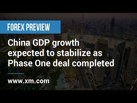 Forex Preview: 16/01/2020 - China GDP growth expected to stabilize as Phase One deal completed