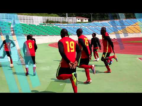 UGANDA CRANES S.KOREA Vs VIETNAM AT DONGDUCHEON SPORTS GROUND