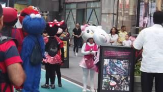 ニューヨーク、タイムズスクエア、ブロードウェイ(NY,Times Square) thumbnail