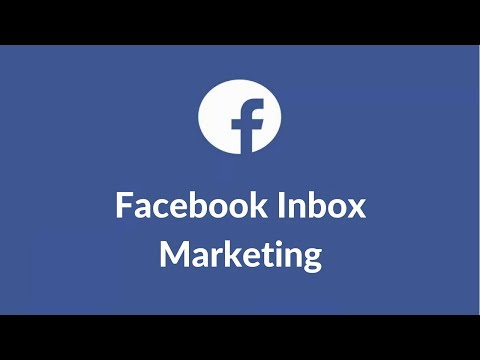 Facebook Inbox Messages Management - Search by date, Auto reply bot and Send bulk message