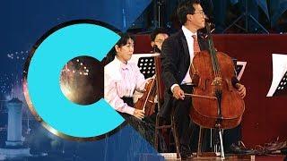 Yo Yo Ma Performs Tan Dun 39 S 34 Heaven Earth Mankind 34 At 1997 Hong Kong Reunification Ceremony