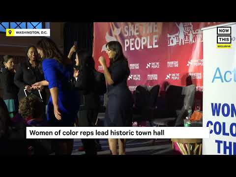 Women of Color Lead the Way: Building Power on the Ground and in Congress | NowThis