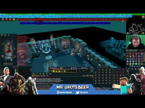 Runescape - Dutch revolutions clan - Dr grotebeer - pet hunting (armadyl) 2