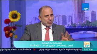 صباح الورد - د.محمد المهدي يوضح الفرق بين قبضة وإكتئاب ما بعد الولادة