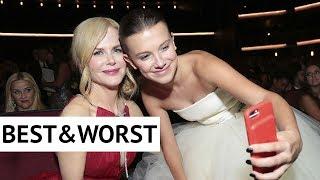 Millie Bobby Brown & Emmys 2017 Best & Worst Dressed