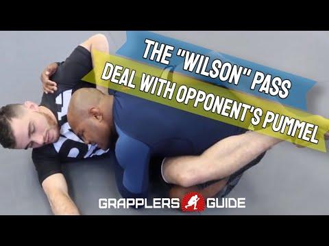 """Wilson Reis - The """"Wilson"""" Pass Deal With Opponent's Pummel"""