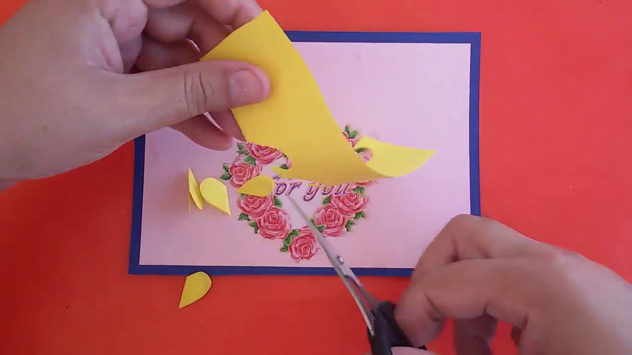 Eid Cards How To Make Eid Cards At Home Sab Kuchh Banao Jano Youtube