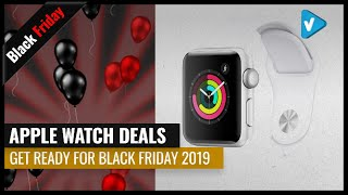 Best Black Friday Apple Watch Deals 2019 - Price And Deals Alerts