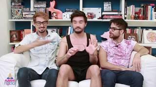 (+18) SEXO COM BEM-DOTADOS E POMPOARISMO ANAL - AJUDA, PÕE NA RODA