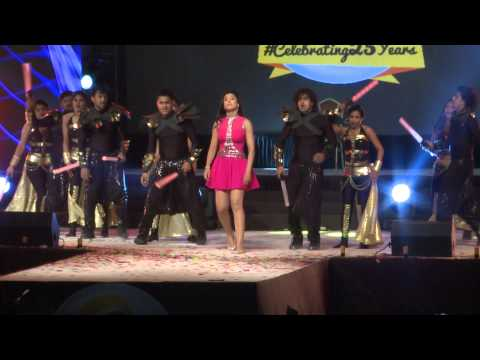 Gauhar khan 31st performance @ Country Club India Ltd