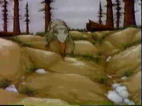 Dinosaur Animation! Herrerasaurus