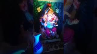 Ganesh in mudhiraj || Sri Gnaneshwara yuvajana Ganesh mandali, Kotagiri ambem galli