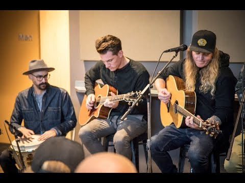 Dirty Heads - My Sweet Summer (LIVE) acoustic performance
