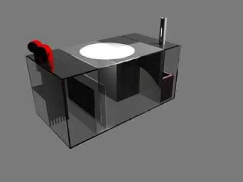 20 gallon sump refugium design youtube