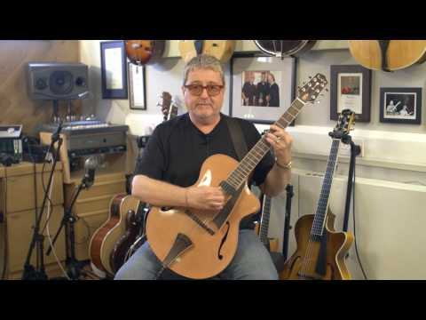 Martin Taylor - Blues To Jazz Lesson