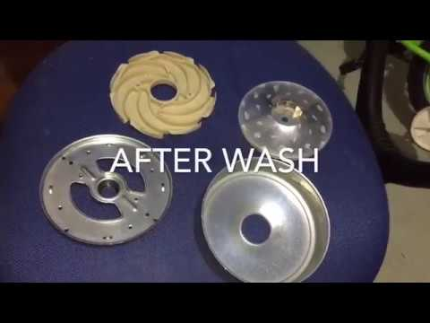 Vacuum cleaner motor service clean and how to remove full Vacum motor step by step easy understand