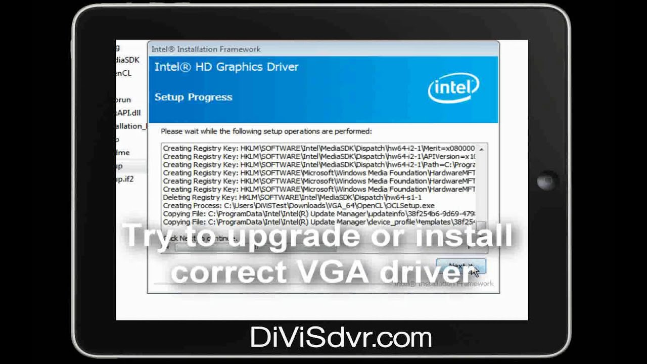 DVRNET LOAD DISPLAY WINDOWS 10 DRIVERS