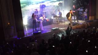Tom Chaplin - Islington Assembly Hall London - Hardened Heart - 31/10/16
