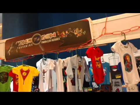 Expo Comictlan 2016  Guadalajara 07 Agosto