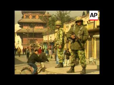 General strike called by Maoist rebels blocks country