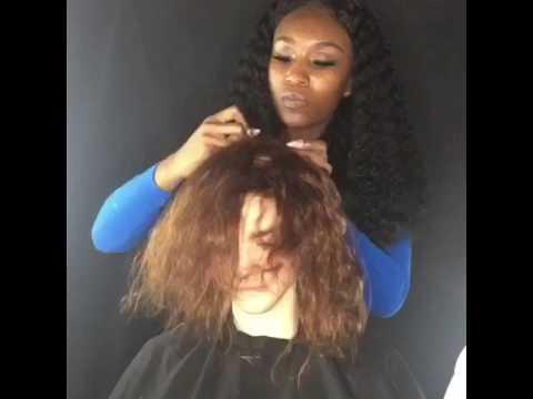 Do Men Trump women rocking. Hair extensions