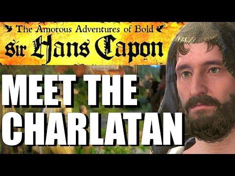 Finding The Charlatan | Hans Capon DLC | Kingdom Come Deliverance |