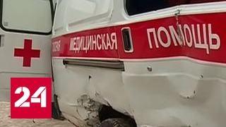 Кто виноват: ярославский автолюбитель протаранил карету скорой помощи