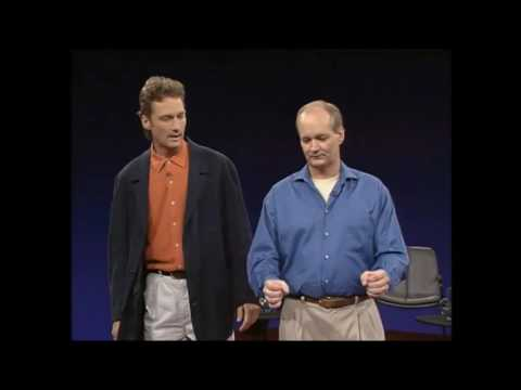 Film & Theatre Styles (air-sea rescue mission) - Whose Line UK